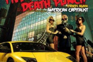 CD Review: Five Finger Death Punch — American Capitalist; Playing The Tabernacle, November 14
