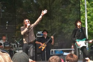 LIVE REVIEW: The Fixx at Summerfest, June 3, 2012