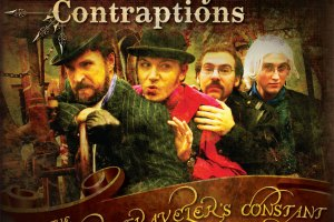 CD Review: The Extraordinary Contraptions – The Time Traveler's Constant – Album Release Thursday, August 30th