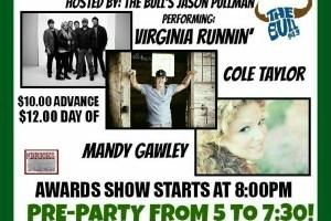 2012 Georgia Country Awards @ The 120 Tavern and Music Hall in Marietta, Saturday, November 10th