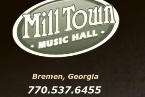 Mill Town Music Hall: All about music