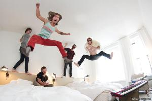 Interview: Moon Taxi; Played @ Hangout Fest May 19