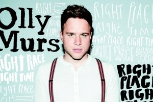 A Chat with Olly Murs; Coming to Center Stage 5/6!