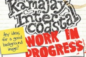CD Review: Ramajay Intercoastal — Work in Progress; Playing Old Crow Tavern and Grill, July 9