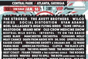 Shaky Knees Festival 2015 Lineup Announced