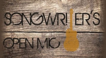 songwriters open mic