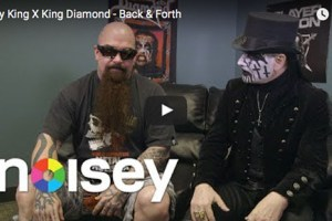 King Diamond plays Tabernacle Atlanta Nov. 16