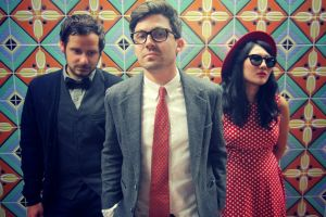 Interview: Yellow Red Sparks- Playing @ The Masquerade July 5th!