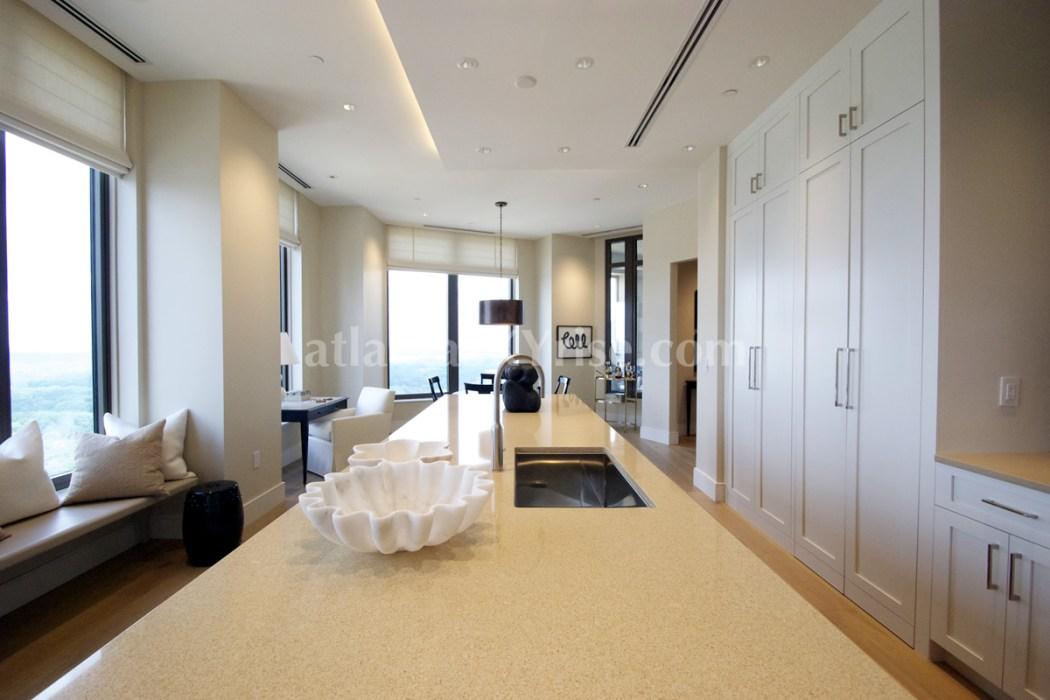 Mandarin Oriental Residences Atlanta 45A Kitchen 4