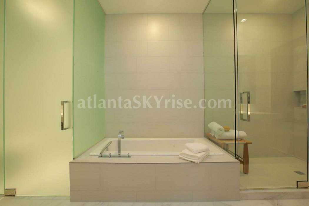 W Atlanta Residences 2304 Master Bathroom 1