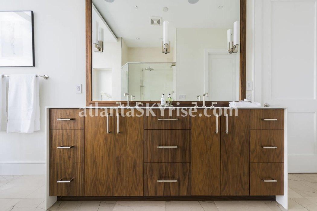 Mandarin Oriental Residences Atlanta Unit 39 Master Bathroom 2