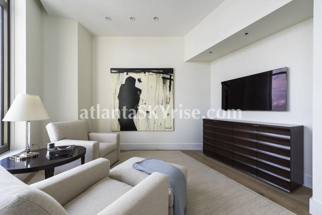 Mandarin Oriental Residences Atlanta Unit 39 Master bedroom 4