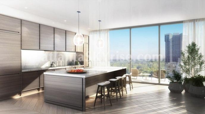 Emerson Model Kitchen