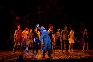 Ghost Brothers of Darkland County - a new musical by Stephen King and John Mellencamp