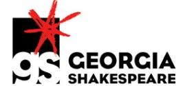 Georgia Shakespeare Ceases Operations