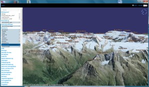 Labeling (Mountain names)