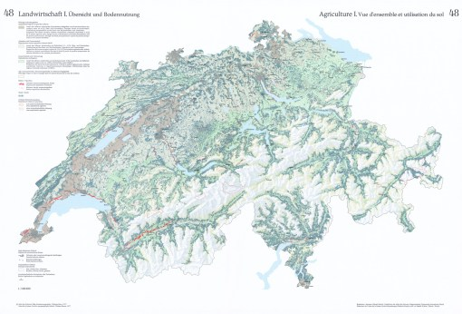Agriculture I. Overview and land use