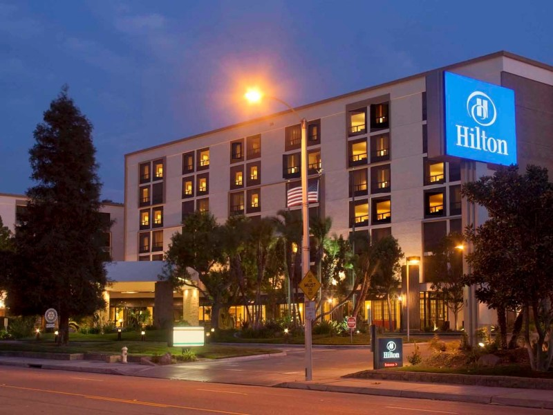 Hilton San Bernardino (San Bernardino)