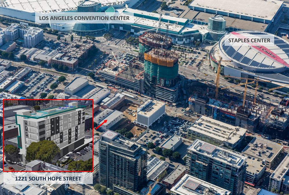 Downtown Los Angeles Redevelopment Opportunity