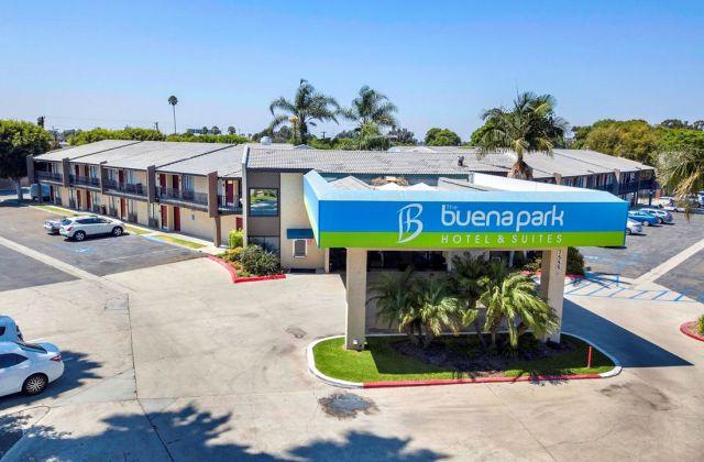 Buena Park Hotel