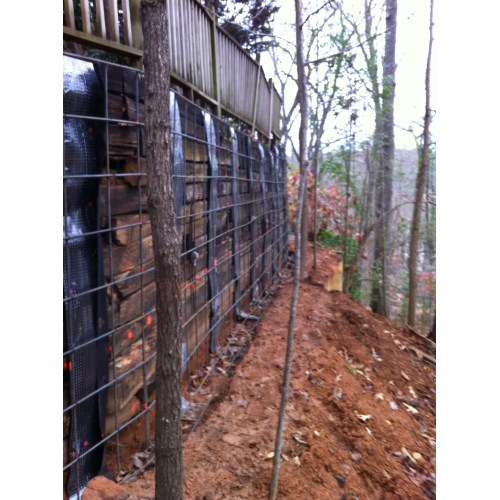 Medium Crop Of Railroad Tie Retaining Wall
