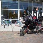 Google bikes.