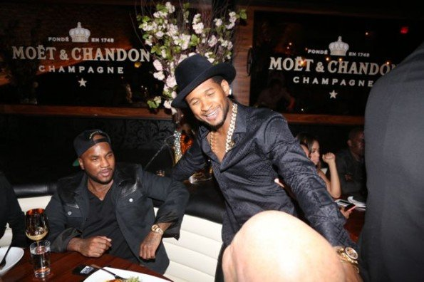 Usher-and-jeezy-at-stk-dinner