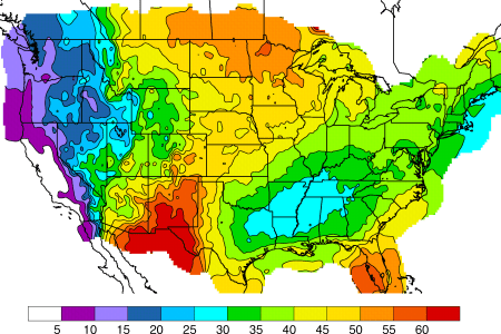 us precipitation map related keywords & suggestions us