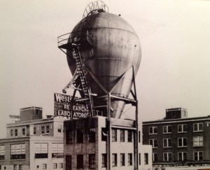 The Westinghouse atom smasher shortly after construction in 1937. Photo courtesy of the Senator John Heinz History Center, Detre Library and Archives.
