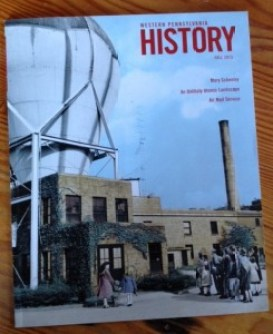 W PA History cover