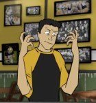 TURFgeek, my avatar at SportsBLOX