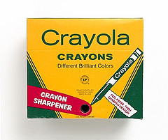 It was all about that sharpener...