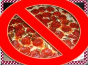 No pizza for you!