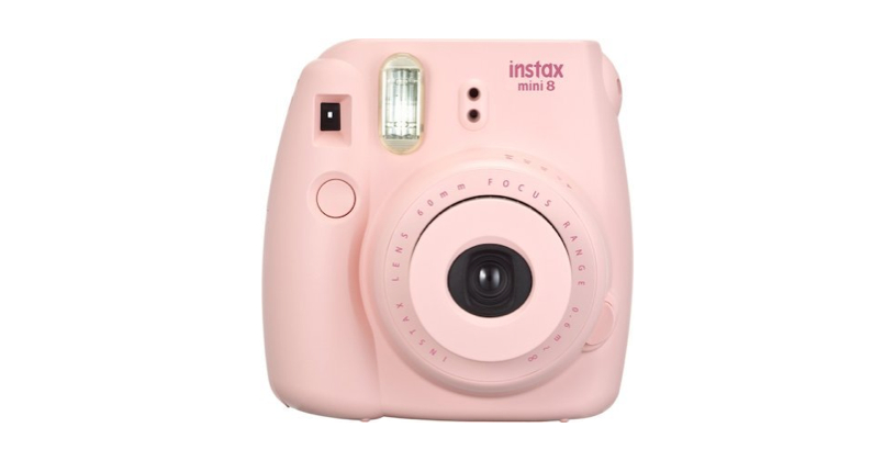 Is That A Shutter Button Or A Shudder Button? The Hideous Fujifilm Instax Mini 8 Instant Camera