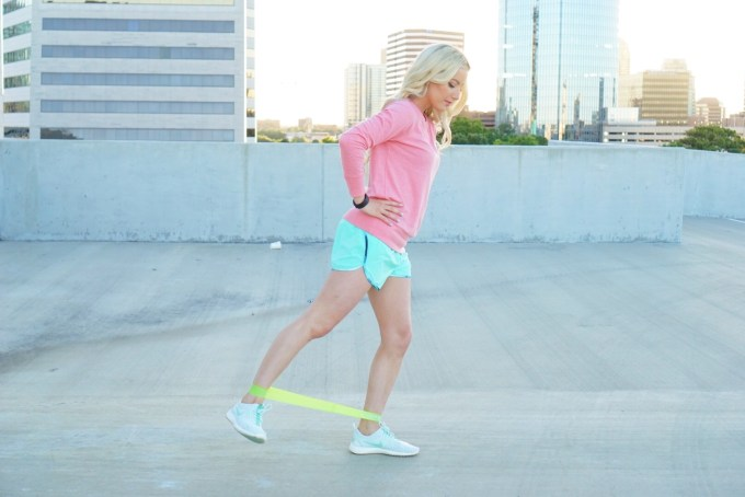 Katelyn Jones A Touch of Pink Blog Resistance Bands