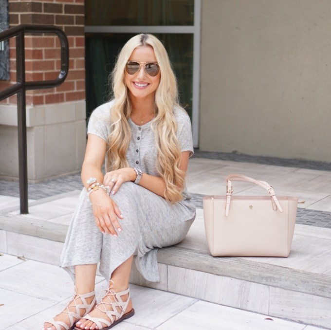 Katelyn Jones A Touch of Pink Blog Summer Outfit