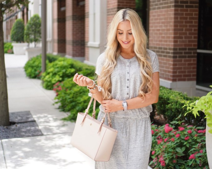 Katelyn Jones A Touch of Pink Blog Nordstrom Outfit