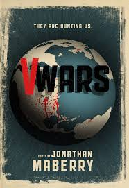 Book Review | V Wars Book Cover