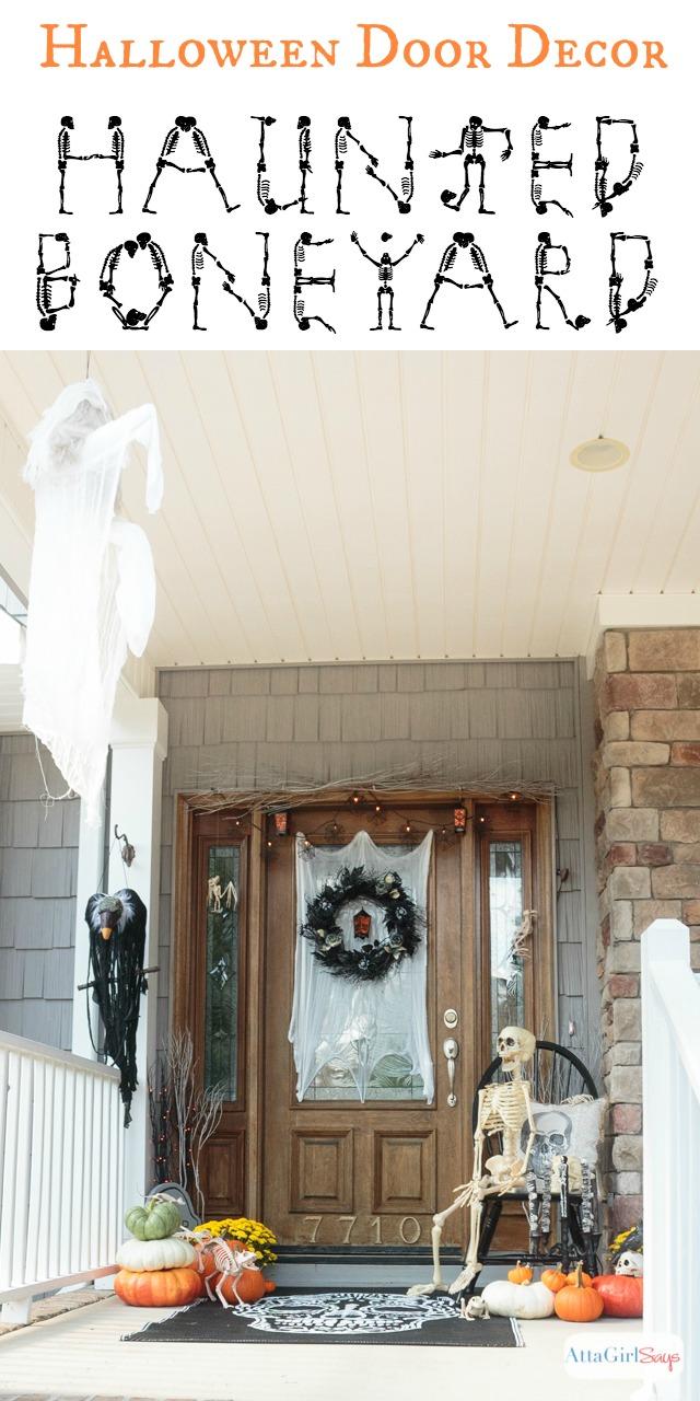 Large Of Halloween Door Decorations