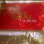 Lunch at Terttulia Pune