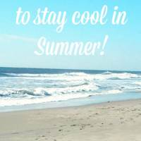 10 Ways to Keep Cool in Summer