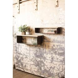 Sunshiny Metal Wall Shelves S Set Decorated Wall Shelves Images Wall Mounted Shelves Wood