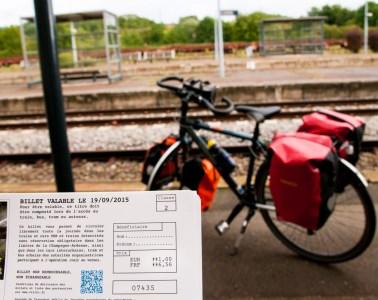 Voyage en train pour un euro en france, transport pas cher