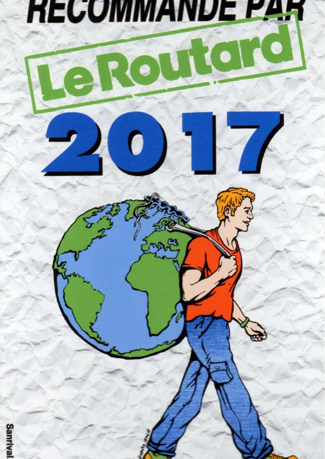 routard 2017 2