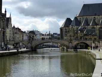 Pont St Michel