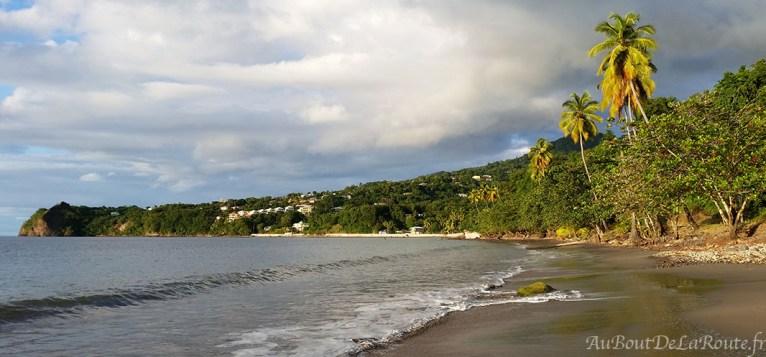 Plage de Douglas Bay