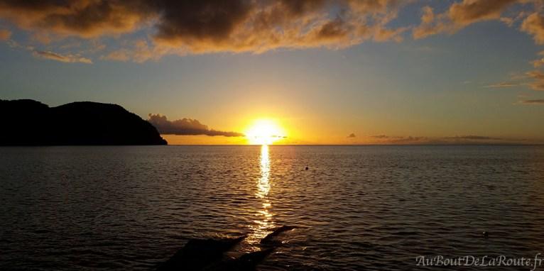 Sunset Douglas Bay