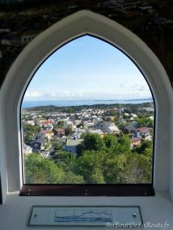 Vue depuis le tour de Varden