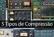 5  Tipos de compressão