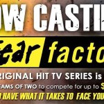 "Tryout for The New ""Fear Factor"" – Casting Call in Los Angeles"
